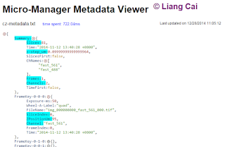 mm metadata viewer